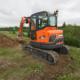 Nuevas versiones de Fase V de las miniexcavadoras Doosan de 6 y 8 toneladas