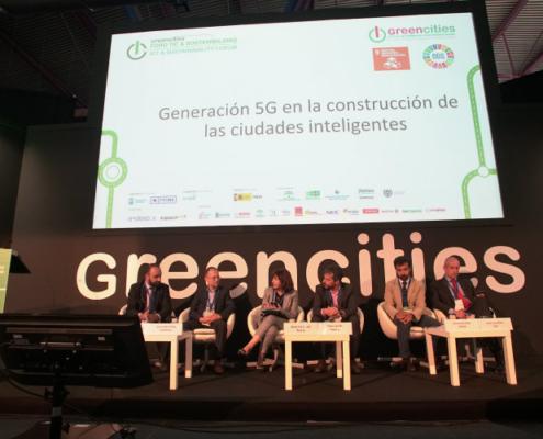 Greencities | La tecnología 5G en la construcción de las ciudades inteligentes