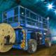 Hybeko presenta su nueva plataforma de tijera todo terreno Tunnel, Noruega