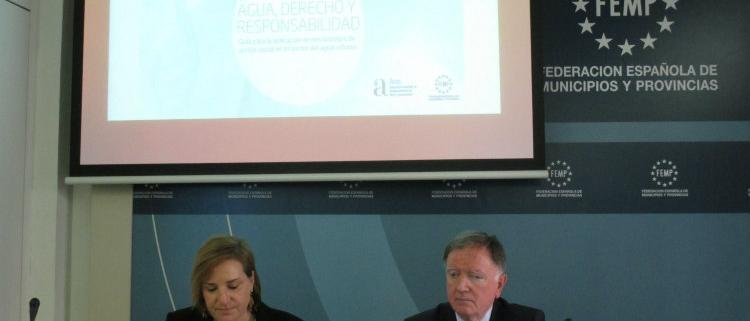 'Guía para la aplicación de mecanismos de acción social en el sector de agua urbana'