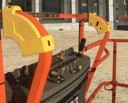 JLG lanza una gama completa de plataformas eléctricas