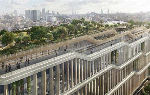 KONE gana el proyecto de desarrollo de la sede de Google en Londres