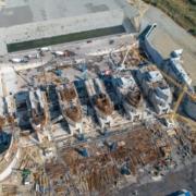 ULMA participa en la construcción de la nueva presa Racibórz Dolny de Polonia