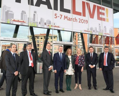 Rail Live! 2019 cierra sus puertas con cifras muy positivas