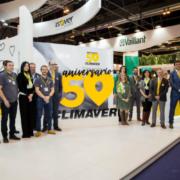 Los conductos CLIMAVER celebraron su 50º aniversario en C&R 2019