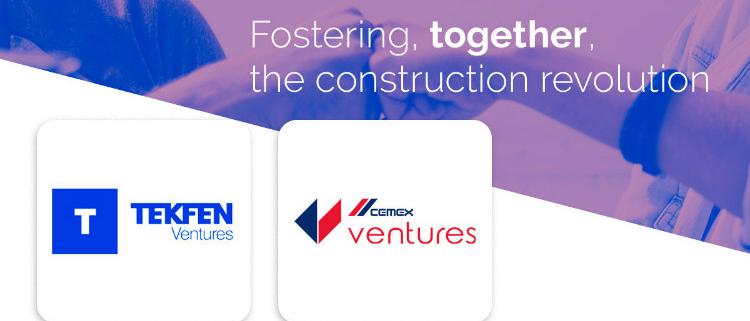 CEMEX Ventures y TEKFEN Ventures firman un acuerdo de colaboración