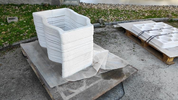 Finaliza el proyecto 3DCONS: Nuevos Procesos de Construcción Mediante Impresión 3D