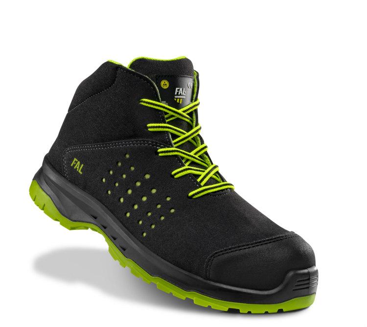 c3e3ee5e243 Fal Seguridad lanza la nueva línea Sneaker: seguridad con look deportivo