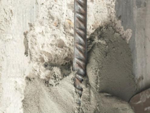 Importancia de la resistencia en morteros para reparación de hormigón