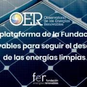 Fundación Renovables lanza el Observatorio de las Energías Renovables