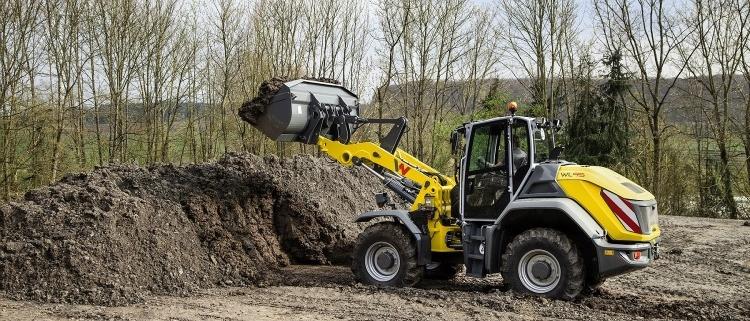 Novedades en transporte de materiales: con el modelo WL95, Wacker Neuson entra en la clase de cargadoras pesadas