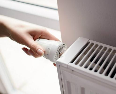 Rebajar la factura energética rehabilitando las zonas comunes de edificios