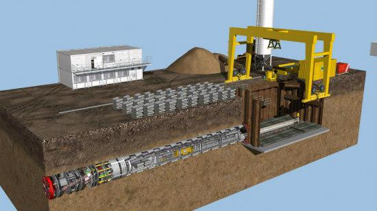 E-Power Pipe: Nueva tecnología de perforación de pequeños diámetros para soterrar cables eléctricos en largas distancias