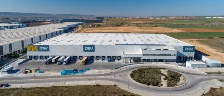 Apertura del nuevo centro logístico de Continental en España