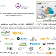 Jornada Los beneficios de BIM - BREEAM - LEED - WELL en Valladolid