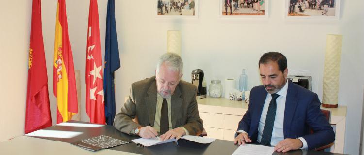 Convenio entre AFELMA y el Colegio de Aparejadores de Madrid