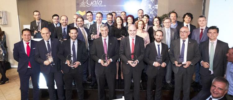 Premios @asLAN a Administraciones y Organismos Públicos