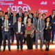 Ganadores de los Premios IAPA 2019, celebrados en Dubái