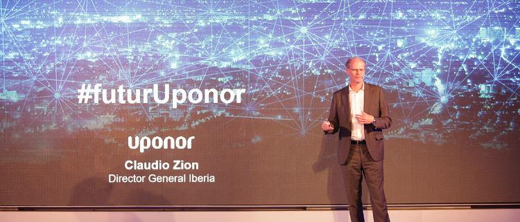 Uponor celebra un encuentro de innovación con sus principales clientes