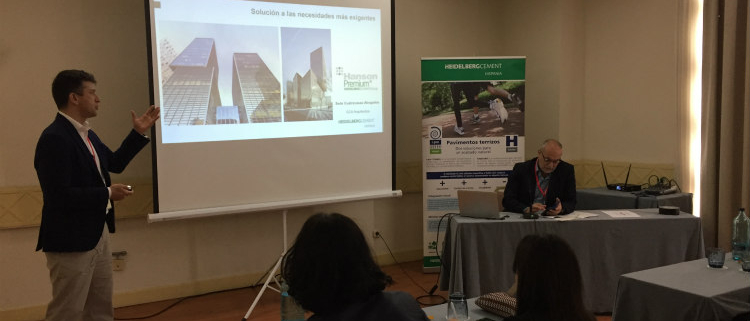 Materiales para una arquitectura más sostenible en el DPA Forum de Sevilla