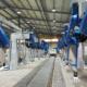 Roxtec suministra sellado de cables a medida para robots de pintura
