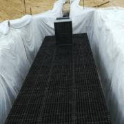 Cajas de infiltración HIDROBOX en el proyecto del Puente Singular sobre M-12