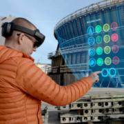 Bentley Systems presenta una aplicación de realidad mixta para proyectos de construcción de infraestructuras mediante el uso de Microsoft HoloLens 2 en el evento Mobile World Congress