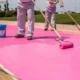 MAPECOAT TNS EXTREME tiñe de rosa el Tour de Italia