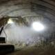 Fomento finaliza el cale del túnel del Puerto del Querol