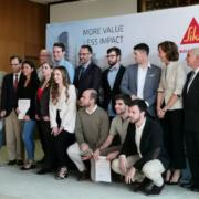 Entrega de la XXV edición del Premio del Prontuario Sika