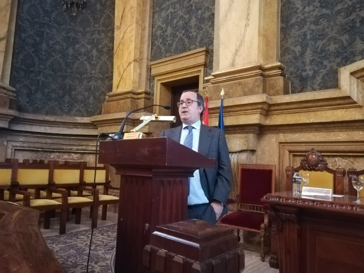 Jornadas 100 años de Metro de Madrid y su traslación internacional