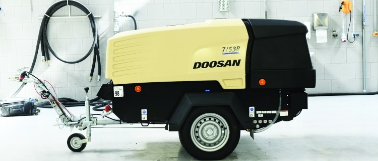 Nuevos productos Doosan Portable Power en Bauma 2019