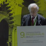 Wolfgang Feist estará presente en la 11ª Conferencia Española Passivhaus