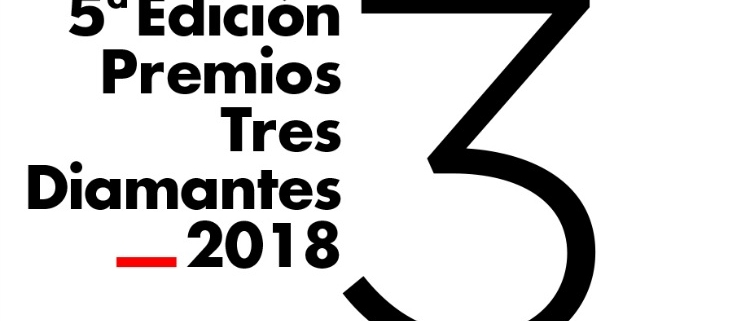 Ganadores de la 5ª edición de los Premios 3 Diamantes