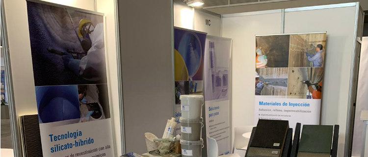 MC Spain presenta Wetroom Solutions en BBConstrumat