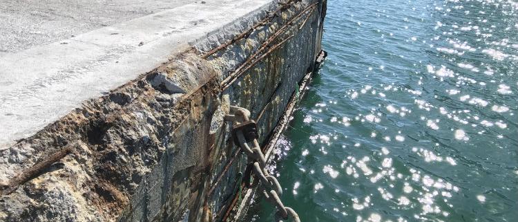 Lanko Steel 761: Protección frente a la corrosión en estructuras de hormigón armado