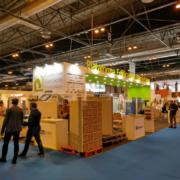 La Plataforma de Edificación Passivhaus en el mayor stand de Construmat con 16 de sus patrocinadores