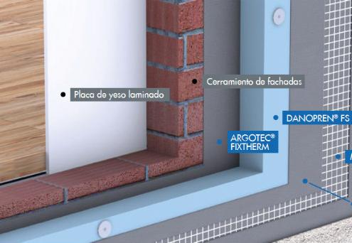 Danosa presenta la solución Danotherm XPS en BBConstrumat 2019