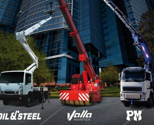 PM Oil & Steel en Bauma: El Grupo presenta muchas novedades y celebra 60 años de PM