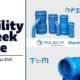 TOM y ecoFITTOM presentes en Utility Week Live 2019