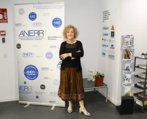 ANERR nombra a Miriam García Armesto como nueva Directora General