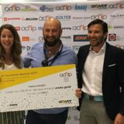 ISOVER presenta el nuevo producto Arena Gold en la 8ª Convención de ADIP
