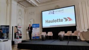 Alexandre Saubot, director general de Haulotte Group.