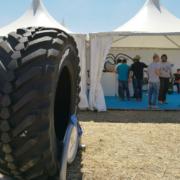 Los neumáticos agrícolas RoadBib, AxioBib y EvoBib de MICHELIN en DEMOAGRO 2019