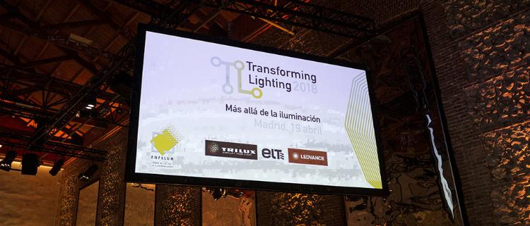 Las 5 tendencias que marcarán TRANSFORMING LIGHTING 2019