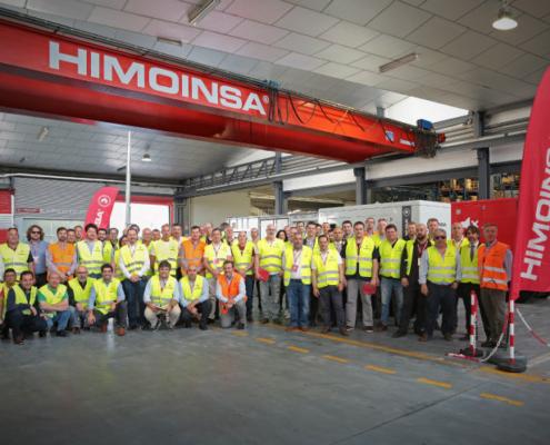 HIMOINSA reúne a empresas de alquiler en el Rental Power Workshop