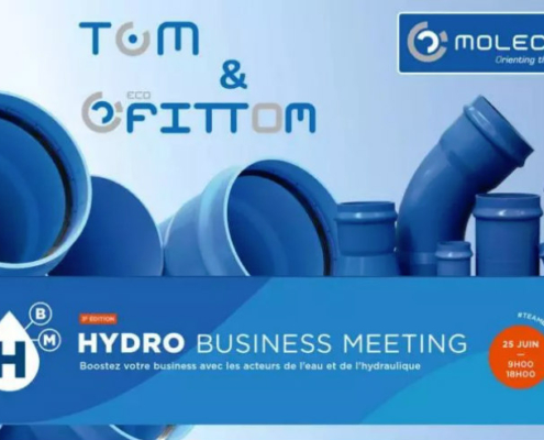 Molecor estará presente en la 1ª convención Hydro Business Meeting