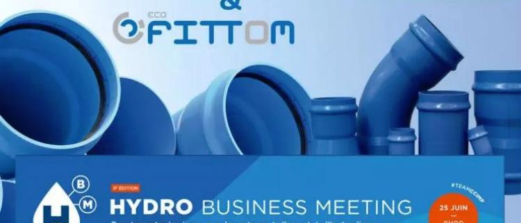 Molecor estará presente en la 1ª convención Hydro Business Meeting