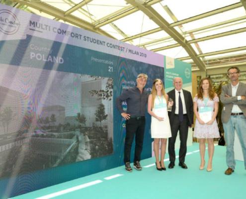 XV Concurso Internacional MultiComfort Saint-Gobain 2019