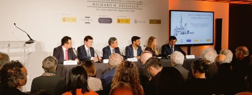 Entregados los Premios Richard H. Driehaus de Arquitectura y Construcción